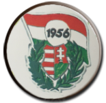 1956-os Magyar Szabadságharcosok Világszövetsége logo