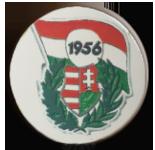 1956-os Magyar Szabadságharcosok Világszövetsége logo
